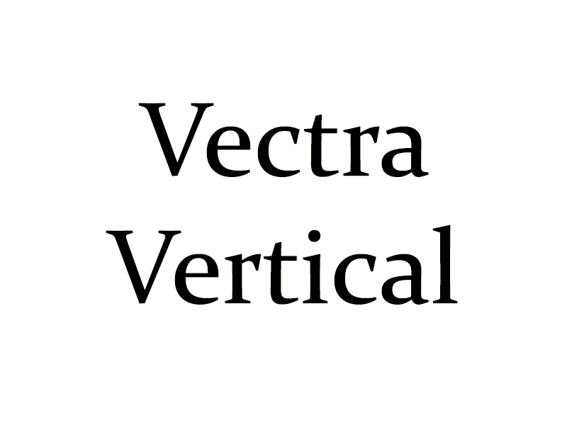 Vectra Vertical