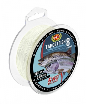 WFT Targetfish 8 Forelle Trans 100m