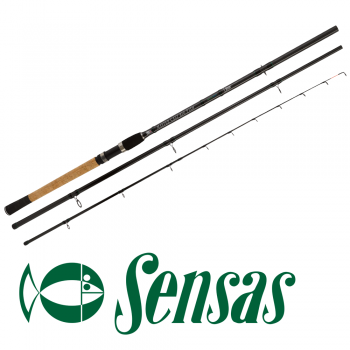 Sensas Feederrute M. Cast B. Fish 4,20m