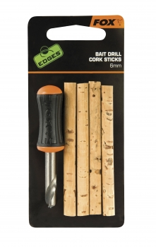 Fox EDGES™ Bait Drill & Cork Sticks - Drill & 6mm Cork Sticks