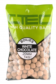 Spro C-Tec Boilies White Chocolate 20mm
