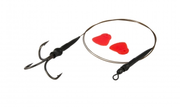 Foxrage Predator Float Trace 50cm (Barbless)