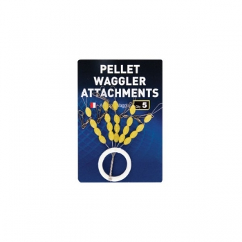 Matrix Pellet Waggler Stops Links Swivel