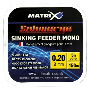 Matrix Submerge Sinking Feeder Mono