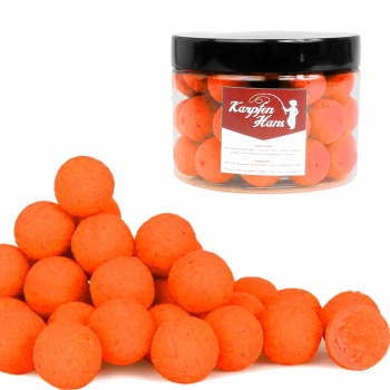 Karpfen Hans Fluo Pop-Ups 12 mm orange 75 g