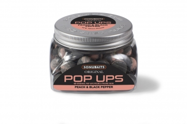 Sonubaits Ian Russells Original Pop Up Peach & Black Pepper
