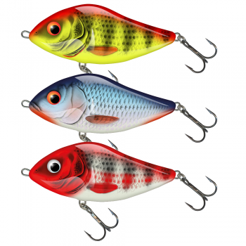 Salmo Slider 12cm NEW Colours 2020 Sinking