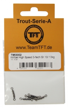 TFT High Speed 3-fach Wirbel
