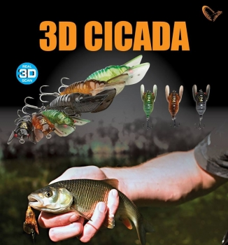 Savage Gear 3D Cicada