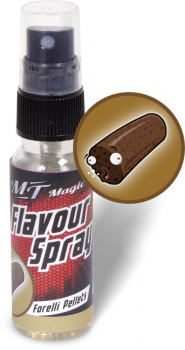 Magic Trout Flavour Spray - Trout Forelli Pellets 30ml