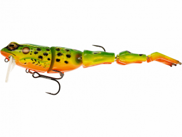 Westin Freddy the Frog Wakebait Green Hot Frog