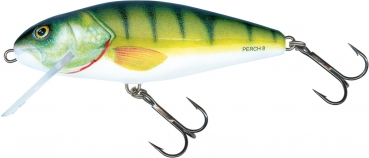 Salmo Perch Floating 12cm