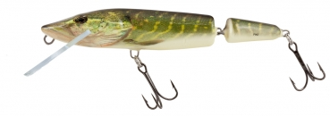 Salmo Pike Jointed Floating 13cm