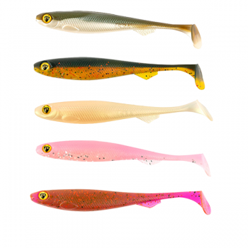 Foxrage Slick Shads 9cm ULTRA UV
