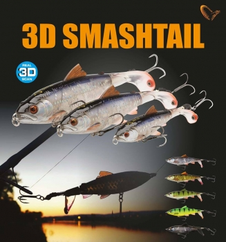 Savage Gear 3D Smash Tail 13,5cm