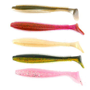 Foxrage Spikey Shad 9cm ULTRA UV