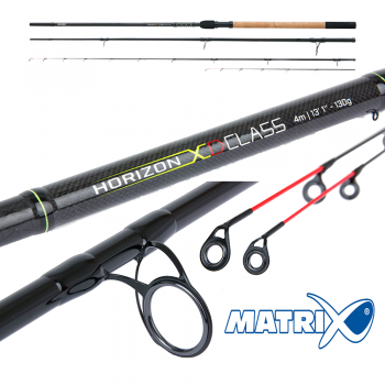 Matrix Horizon XD Class Rods 4.5m 160g 3pc inc. 2 tips