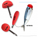 Mr. Pike Bait Pop Up Kit rot